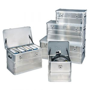 Coffre en aluminium - 70 L