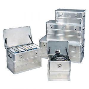 Coffre en aluminium - 90 L