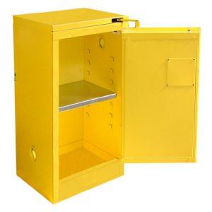 Armoire de sécurité 1 porte manuelle 45 litres