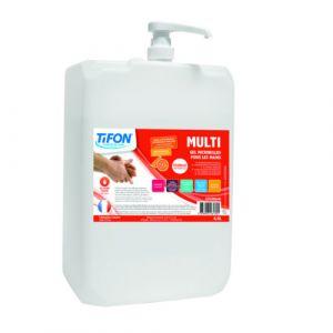 Lot de 4 savons gel avec microbilles - 4.5 litres