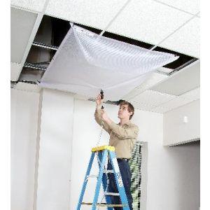 Kit déviateur de fuite pour plafond
