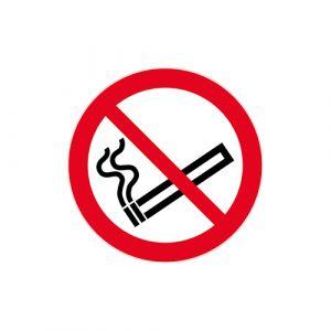 Panneau interdiction - Fumer
