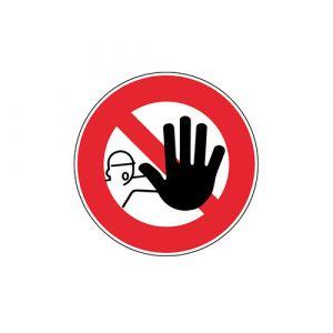 Panneau interdiction - Accès interdit