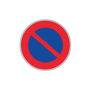 Panneau interdiction - Stationnement interdit