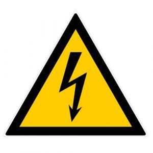 Panneau danger - Eléctricité