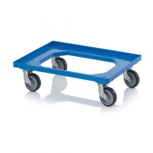 Chariot porte bacs - 150 kg