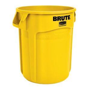 Conteneurs poubelle multi-usages de la marque BRUTE de 77.7 litres à 166.5 litres.