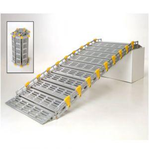Rampes modulables pour personnes à mobilité réduite