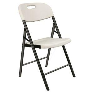Chaise pliante (lot de 4 pièces)