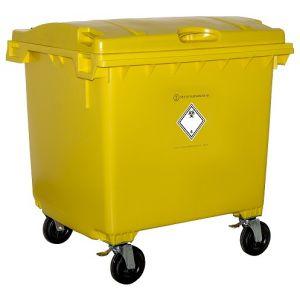 Conteneurs poubelle à déchet pour les produits médicaux - DASRI