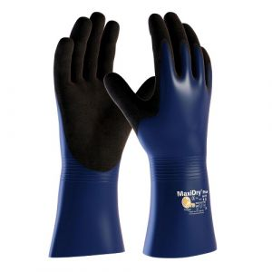 Gants protection chimique Grip intense