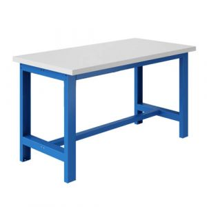 Établi - 1200x750mm Bleu industrie