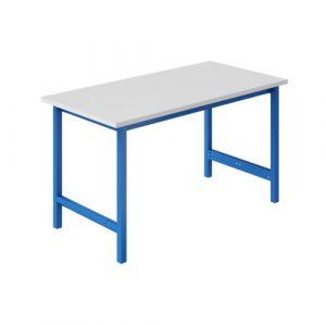 Établi Léger- 1200x750mm Bleu industrie