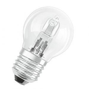 Lampe halogène forme de goutte - EEK=D
