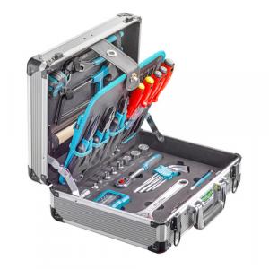 Coffre en aluminium - 106 outils professionnels