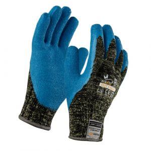 Gants anti coupure milieu humide et protection de la chaleur
