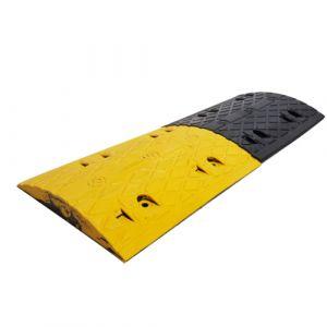 Ralentisseur élément central - noir/jaune