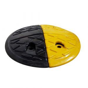 Ralentisseur éxtrémité - noir/jaune