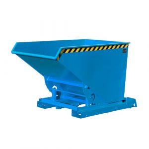 Benne basculante système dérouleur Automatique 1200L -Bleu