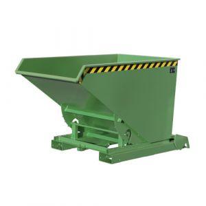 Benne basculante système dérouleur Automatique 1200L -Vert
