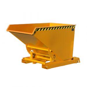 Benne basculante système dérouleur Automatique 1200L - Orange