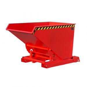 Benne basculante système dérouleur Automatique 1200L - Rouge