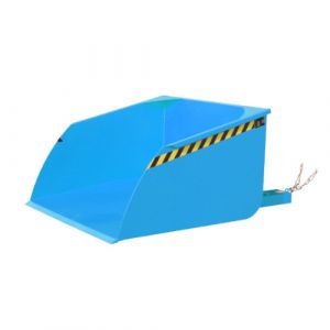 Pelle pour chariot élévateur, 1000 L - bleu