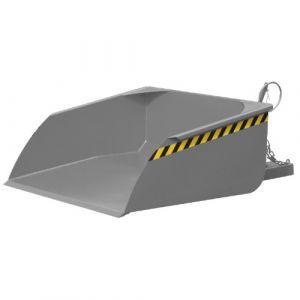 Pelle pour chariot élévateur, 750 L - gris