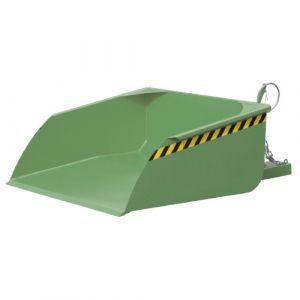 Pelle pour chariot élévateur, 750 L - vert