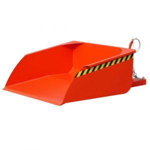 Pelle pour chariot élévateur, 750 L - rouge