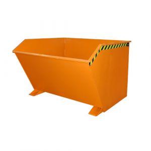 Benne basculante 2000 L - orange