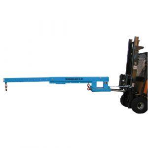Chargeur télescopique 2500 kg - bleu