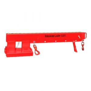 Chargeur télescopique 5000 kg - rouge