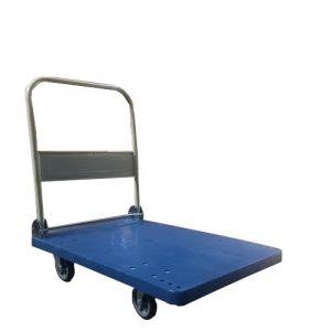 Chariot à dossier rabattable - 300 kg