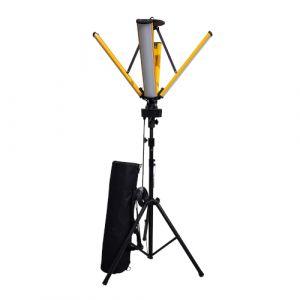 Mat d'éclairage parapluie LED 4x60w