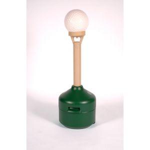 Cendrier colonne modèle golf