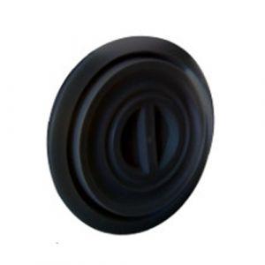 Couvercle noir pour conteneur 100 / 120 L