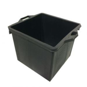 Bac GV 40 litres noir