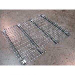 Plancher métallique 4 omégas Dim : 1340x1100 mm