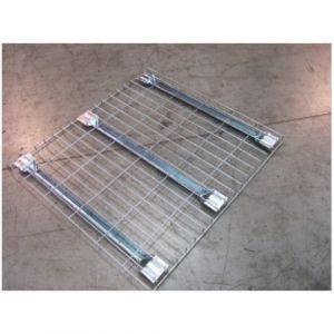 Plancher métallique 3 omégas Dim : 880x800 mm