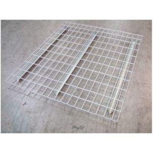 Plancher métallique 3 renforts en U Dim : 880x1000 mm