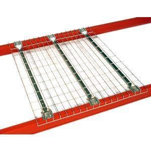 Plancher métallique 3 omégas 880x1050 mm - 300 kg