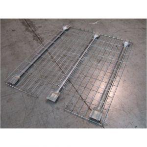 Plancher métallique 3 renfort Dim : 880x1050 mm Charge 500kg
