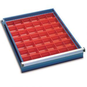 Bacs amovibles. tiroir 55/100