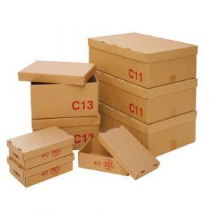Lot de Boîtes aux normes GALIA