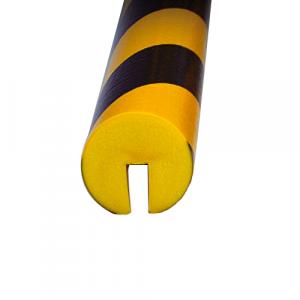 Profilé de protection sphérique pour arête tranchante
