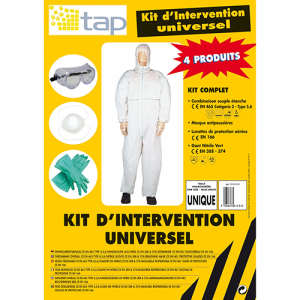 Kit de protection universel