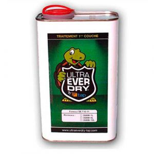 Ultra Ever Dry : Bidon 1 L (couche apprêt)