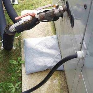 Coussins absorbant pour hydrocarbures