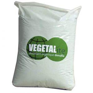 Absorbant végétal ignifugé Vert